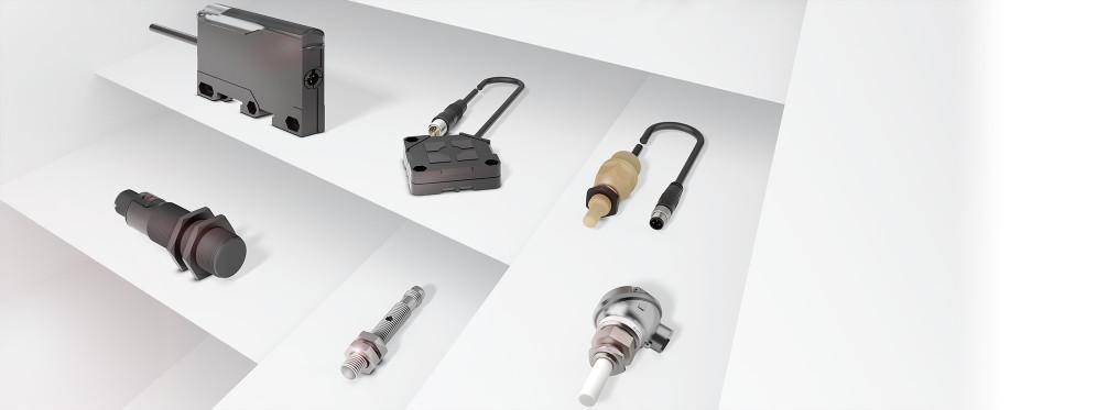 Balluff capacitive sensors
