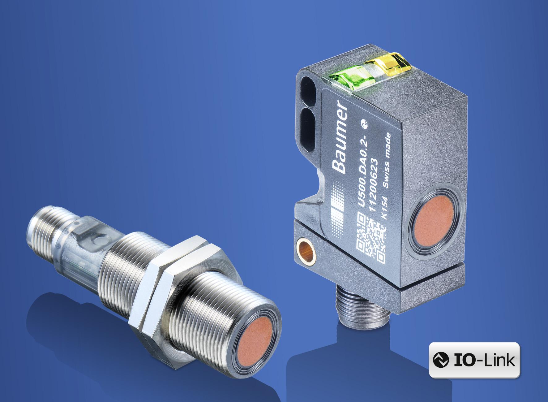 Baumer Ultrasonic Sensors