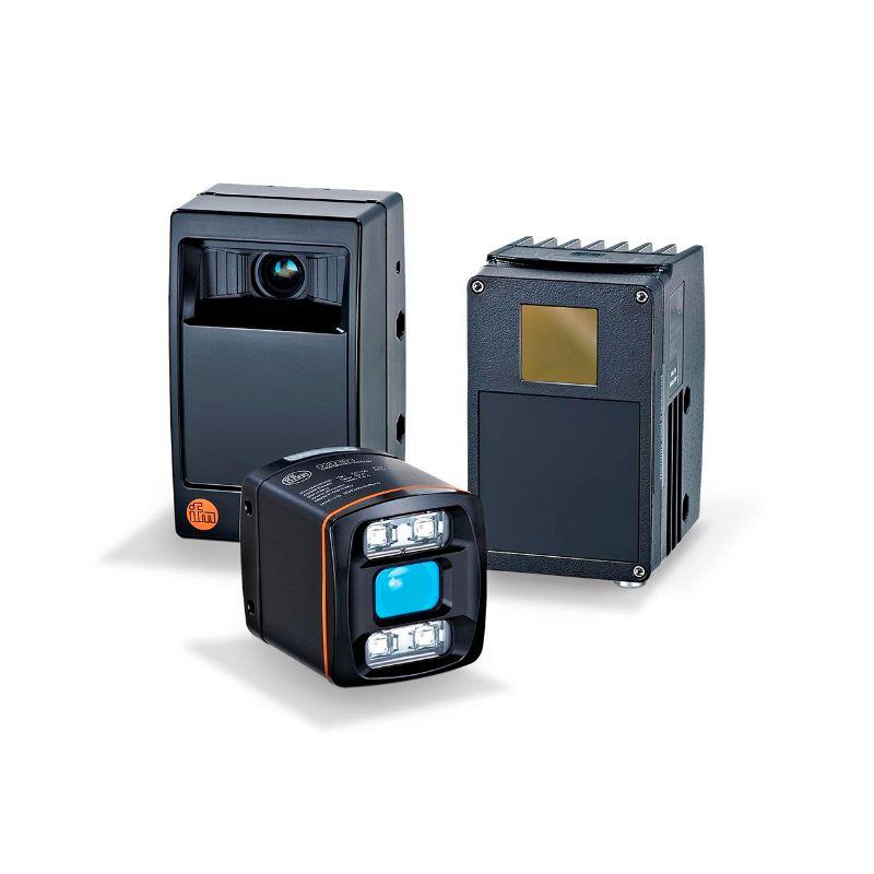 IFM industrial imaging 3D sensors
